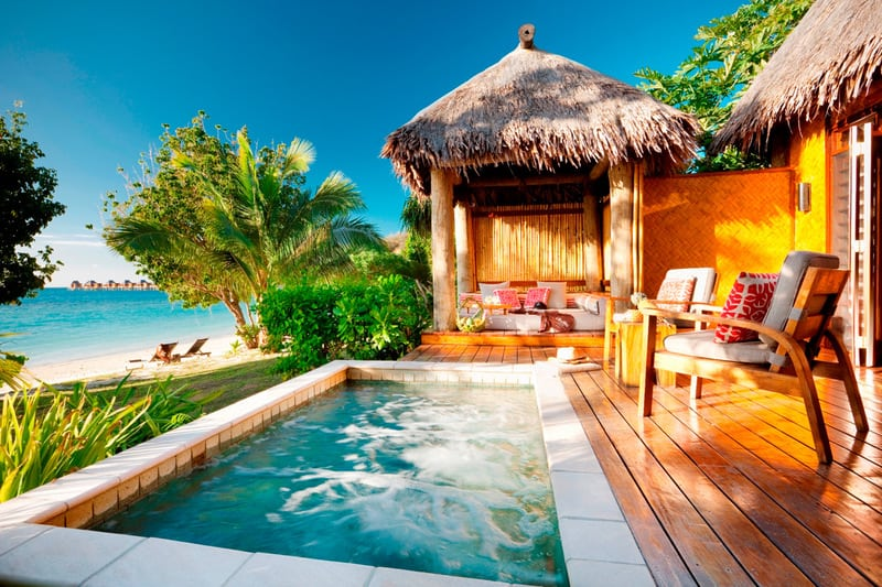 Book Your Own Private Island, Fiji -most expensive Valentine's gifts