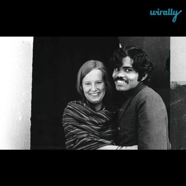 PK Mahanandia and Ms Von Schedvin-A True Love Story