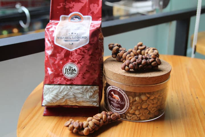 Buy World's Most Costliest Coffee, Kopi Luwak, Vietnam-most expensive Valentine's gifts