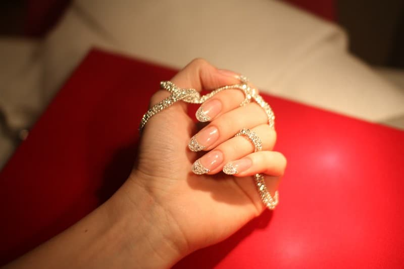 World's Most Expensive Manicure, United Kingdom-most expensive Valentine's gifts