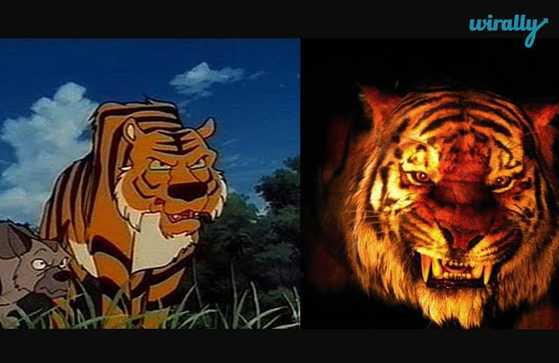 Shere Khan-Jungle Book