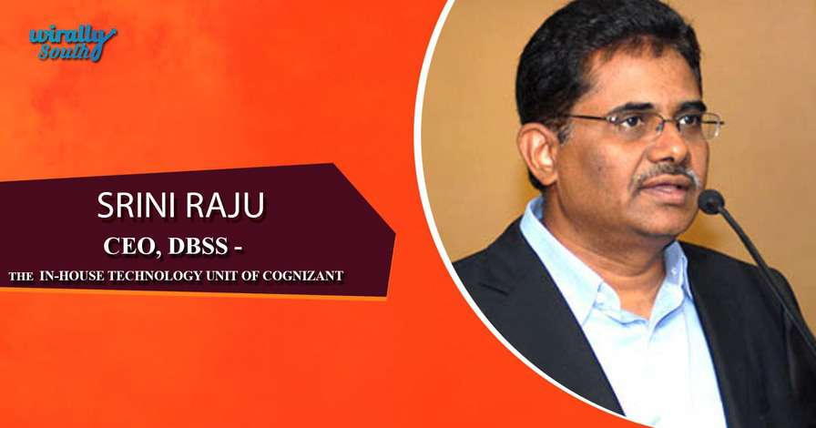 SRINI RAJU - CEO, DBSS-Personalities from Telugu States