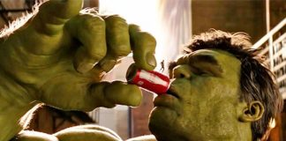 Antman and Hulk coca-cola ad
