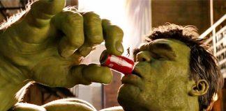 Antman and Hulk coca-cola ad