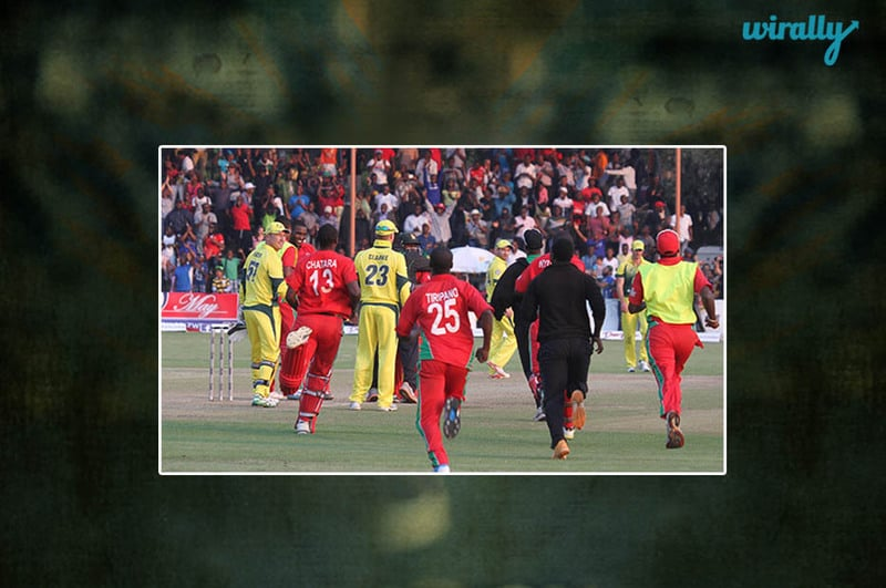 zimababwe win