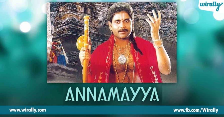5 - Annamayya