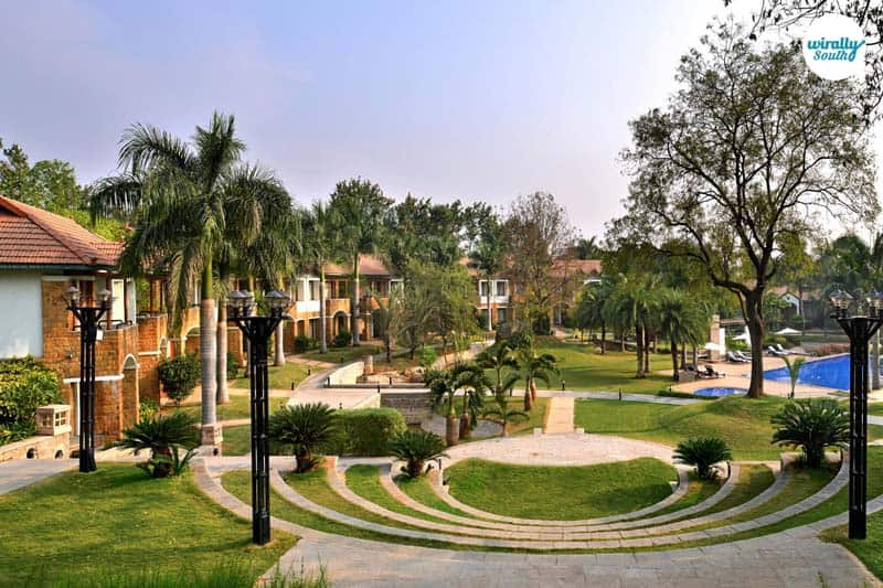 Golkonda resort