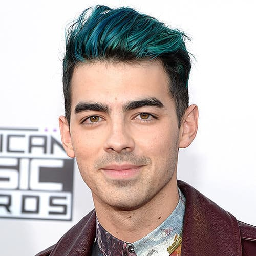 Joe-Jonas-Blue-Hair-2015-AMAs
