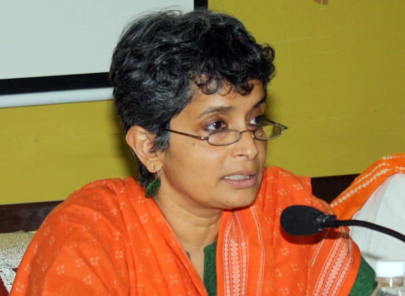 Nivedita Menon,jnu,delhi,india