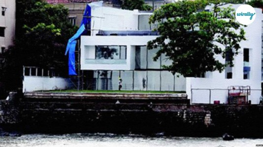 Ratan Tata' bungalow