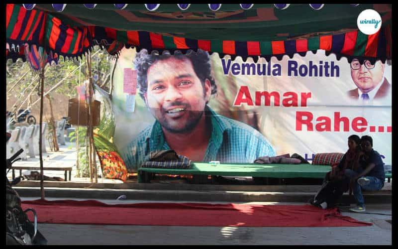 Rohith Vemula's5
