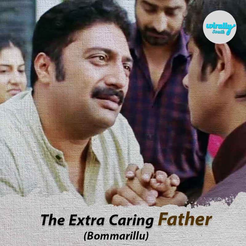 The Extra Caring Father