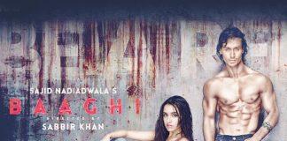 Baaghi, Baaghi trailer, sajid nadiadwala, Shraddha Kapoor, Tiger Shorff,Baaghi review