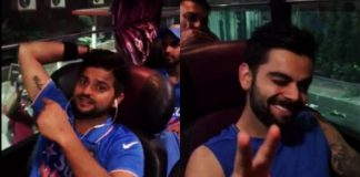 virat kohli and Rohit Sharma,