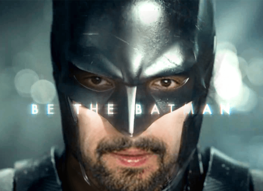 rana as batman,rana images,rana updates