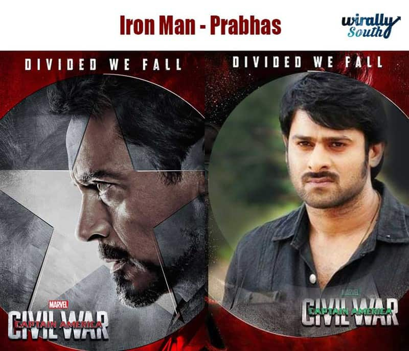 2Iron Man - Prabhas