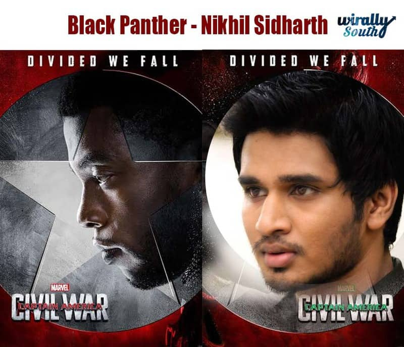 Black Panther - Nikhil Sidharth