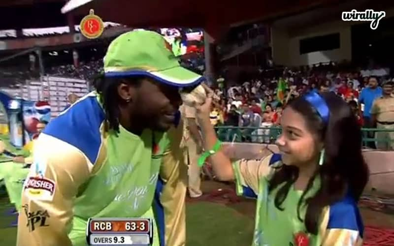 Gayle with Girl