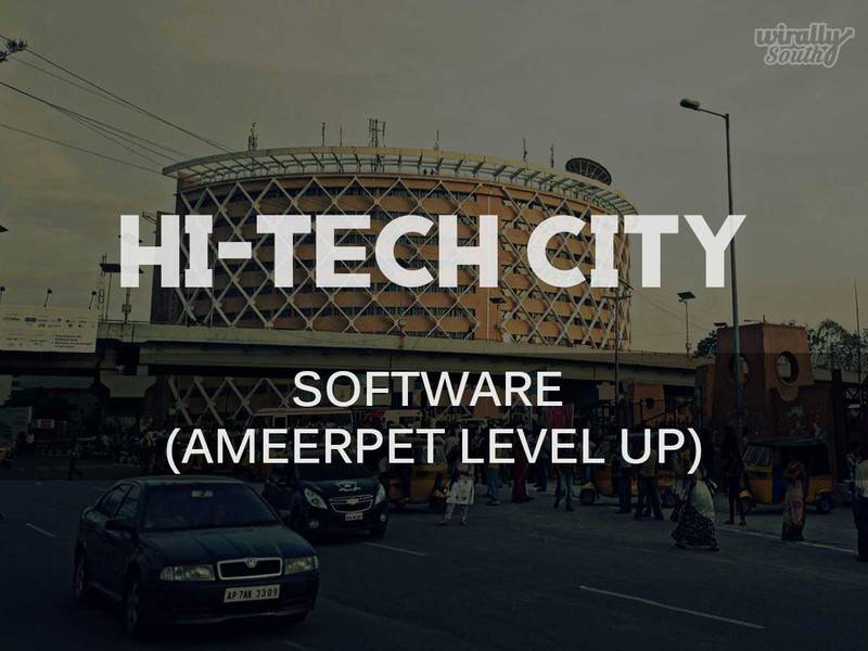 Hi-tech city