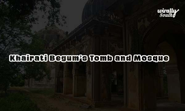 Khairati Begum's Tomb and Mosque