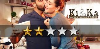Ki And Ka, Ki & Ka, Ki And Ka review, Ki & Ka review, Movie Review, Kareena Kapoor, Arjun Kapoor, Kareena Kapoor Ki and Ka, Arjun Kapoor Kareena Kapoor, Film Review, R Balki, Amitabh Bachchan, Jaya Bachchan