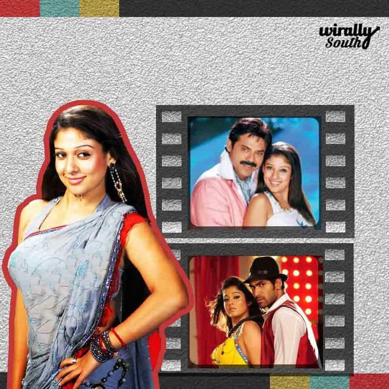 Nayantara – Venky & Rana