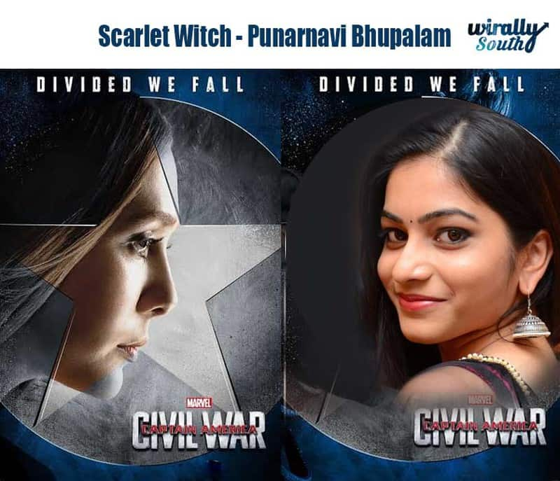 Scarlet Witch - Punarnavi Bhupalam