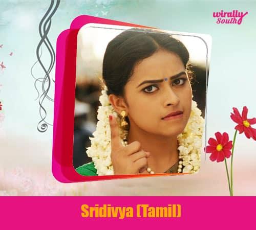 Sridivya(Tamil)