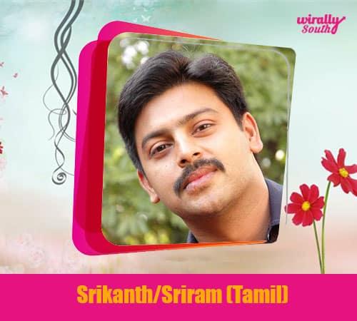 SrikanthSriram(Tamil)