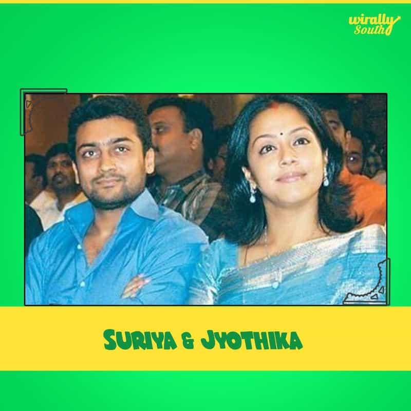 Suriya & Jyothika