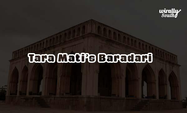 Tara Mati's Baradari