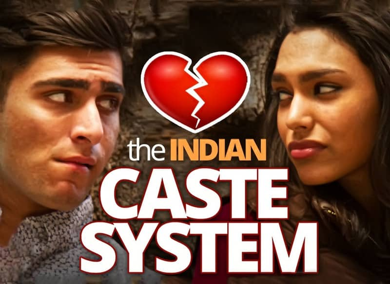 Rightful Dig At Caste,cast in india, video about cast,cast abut cast problem in india