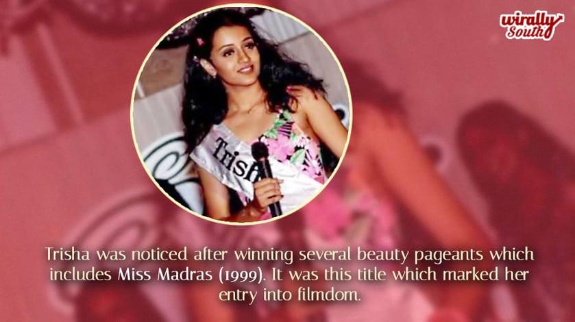 Trisha madras