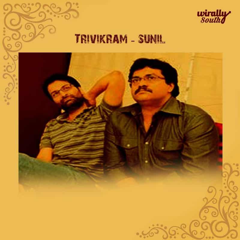 Trivikram - sunil