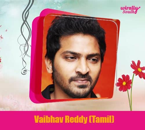 Vaibhav Reddy (Tamil)