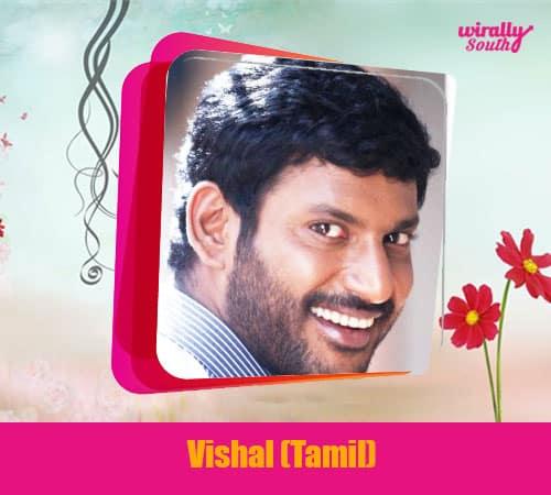 Vishal(Tamil)