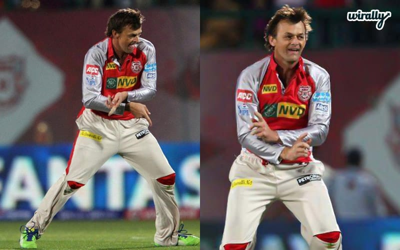 gilchrist gangnam style