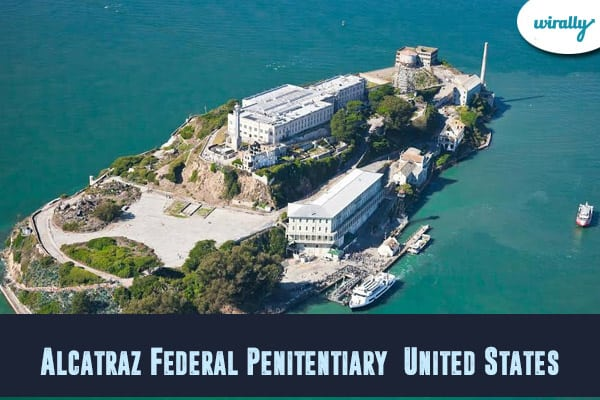 1Alcatraz Federal Penitentiary, United States