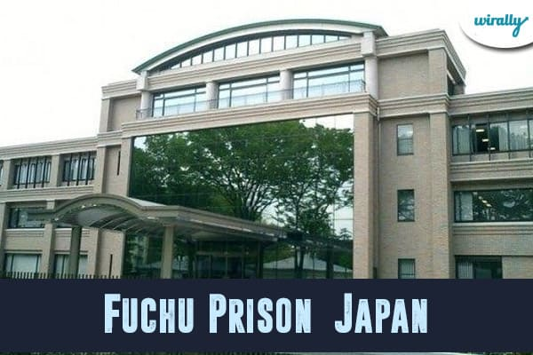 1Fuchu Prison, Japan