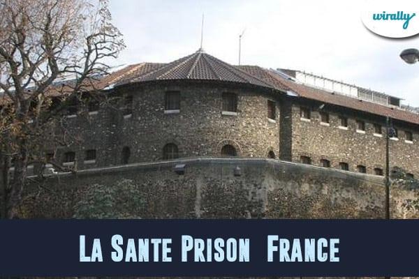 1La Sante Prison, France