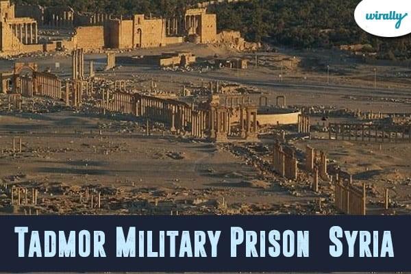 1Tadmor Military Prison, Syria