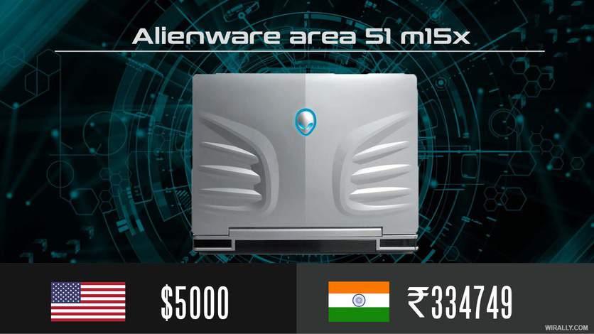 Alienware area 51 m15x
