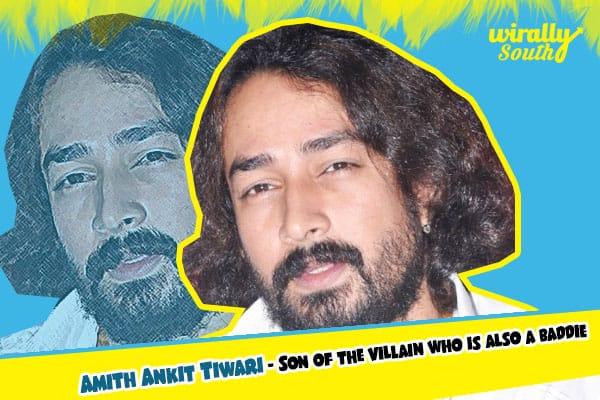 Amith Ankit Tiwari