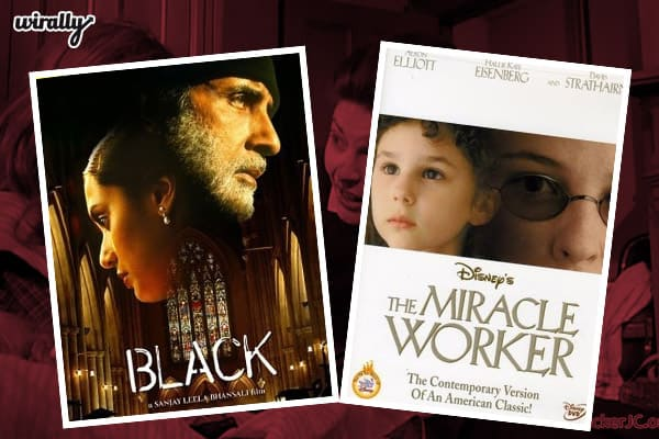 Black - The Miracle Worker