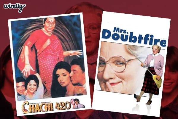 Chachi 420 - Mrs Doubtfire