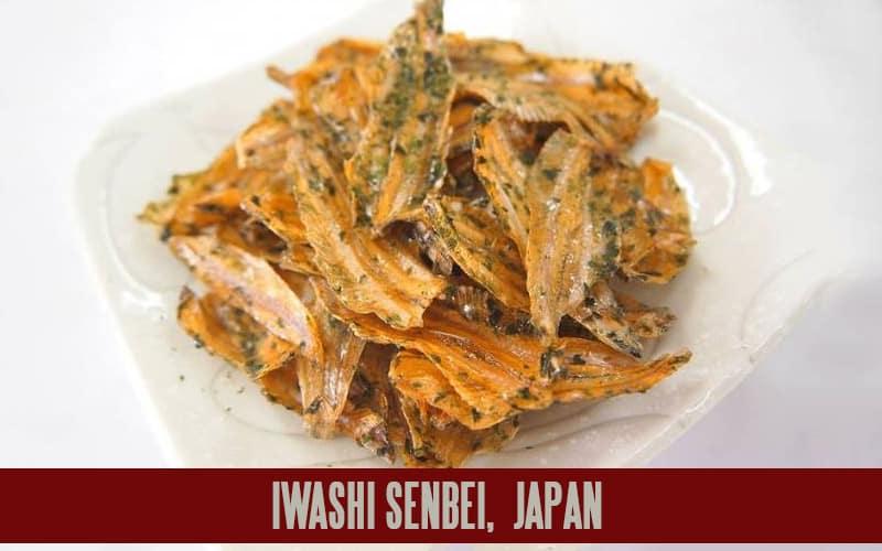 IWASHI SENBEI