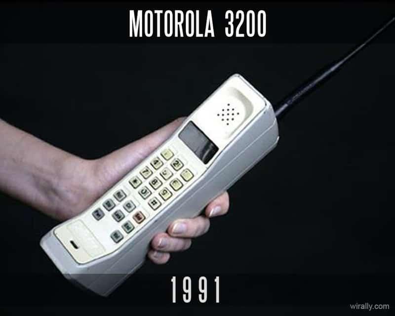 Motorola 3200