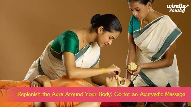 Replenish the Aura Around Your