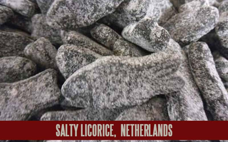 SALTY LICORICE