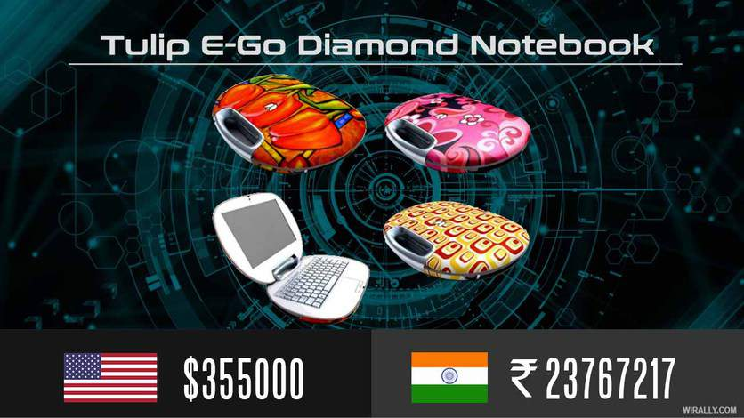 Tulip E-Go Diamond Notebook